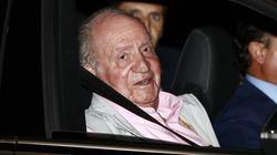 La dura portada del diario británico 'The Times' sobre el rey Juan Carlos: le definen con dos