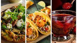 Κυριακάτικο Τραπέζι: Φριτάτα με μανιτάρια, tacos με γαρίδες και γλυκό του κουταλιού
