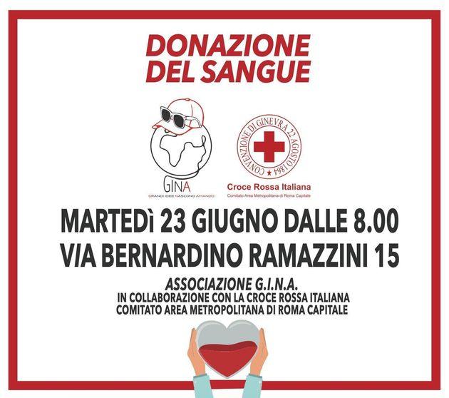Giornata della Croce Rossa per la donazione del sangue, nel ricordo di Francesco