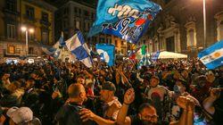 Napoli-Juve, festa senza distanze. Salvini attacca De Luca, il Pd lo