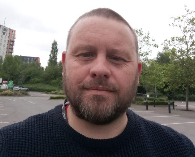 Dave Batchelor, team leader at the YHA Manchester Hostel and the rough sleeping pathway manager for the...