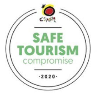Distintivo 'Safe Tourism Compromise