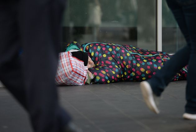 Homeless Migrants Could Be Sent Back To The Streets As Lockdown