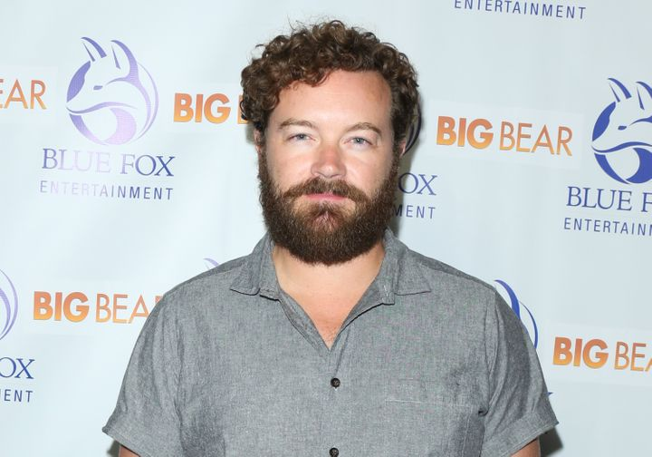 "Danny Masterson attends the premiere of ""Big Bear"" at The London Hotel on Sept. 19, 2017 in West Hollywood, California."