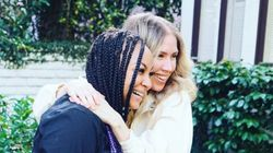 Raven-Symoné Reveals Secret Marriage To Miranda Maday In Sweet