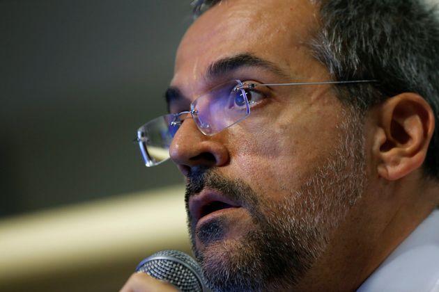 Ministro Abraham Weintraubfoi demitido nesta quinta-feira