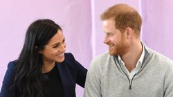 Harry And Meghan's Charity Trademark Rejected For Being
