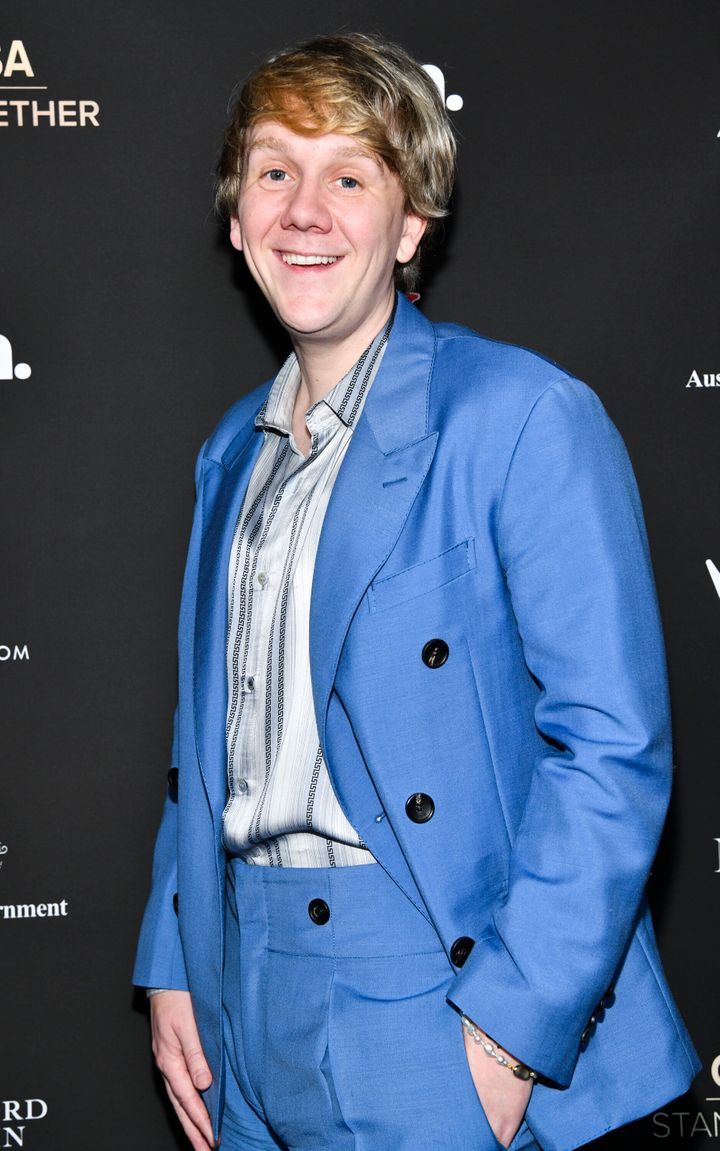 BEVERLY HILLS, CALIFORNIA - JANUARY 25: Josh Thomas attends G'Day USA 2020   Standing Together Dinner at the Beverly Wilshire Four Seasons Hotel on January 25, 2020 in Beverly Hills, California. (Photo by Rodin Eckenroth/Getty Images for G'Day USA)