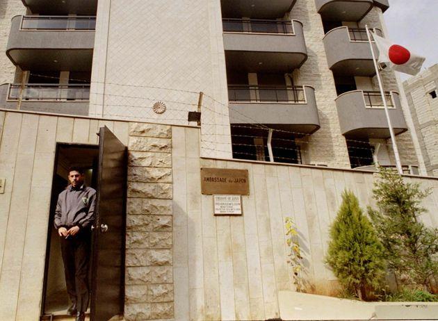 レバノンの日本大使館