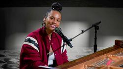 Écoutez la ballade émouvante d'Alicia Keys inspirée des violences