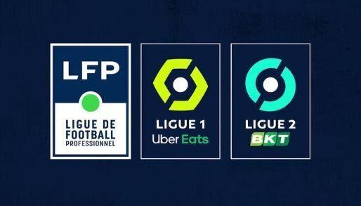 Les nouveaux logos de la Ligue 1 et Ligue 2 dévoilés par la