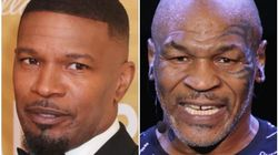 See Jamie Foxx As Mike Tyson For Boxer