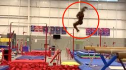 Simone Biles Casually Nails Another Astonishing Move In
