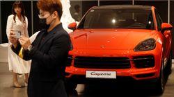Τα πλουσιόπαιδα της Νότιας Κορέας «ξέχασαν» την πανδημία αγοράζοντας Porsche και