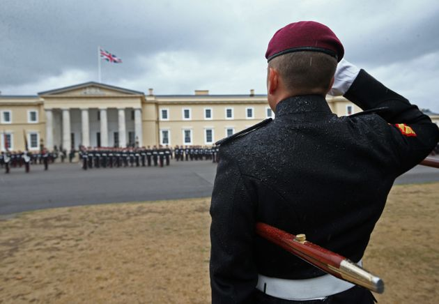 Sandhurst Earns Millions Training Cadets From Nations With Terrible Human Rights Records