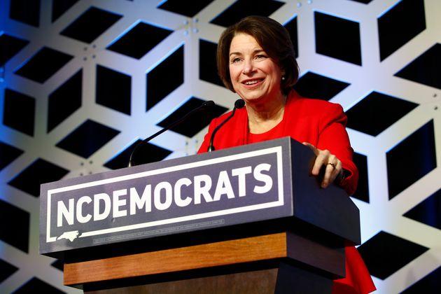 Amy Klobuchar n'envisage plus d'être la vice-présidente de Joe