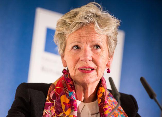 Éliane Houlette était entendue le 10 juin par la commission d'enquête parlementaire...