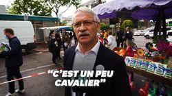 Le drôle d'argument de l'équipe de campagne d'Edouard Philippe contre Jean-Luc
