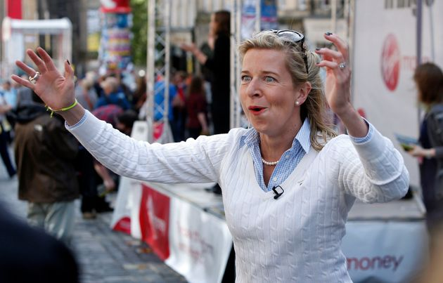 Katie Hopkins Permanently Banned From Twitter, Social Media Firm