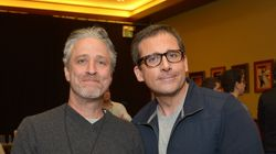 Jon Stewart Says He Should've Axed Steve Carell From 'The Daily Show' 'A Month
