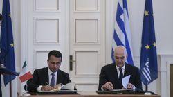 Η Ελληνο-ιταλική συμφωνία στέλνει σαφές μήνυμα στην