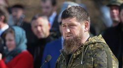 Le président tchétchène défend des
