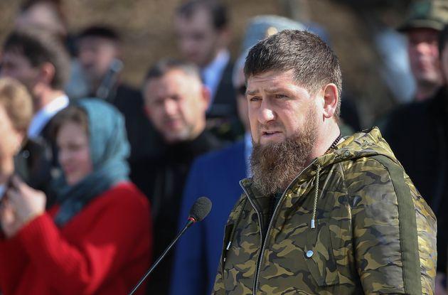 Le président tchétchène défend des actes