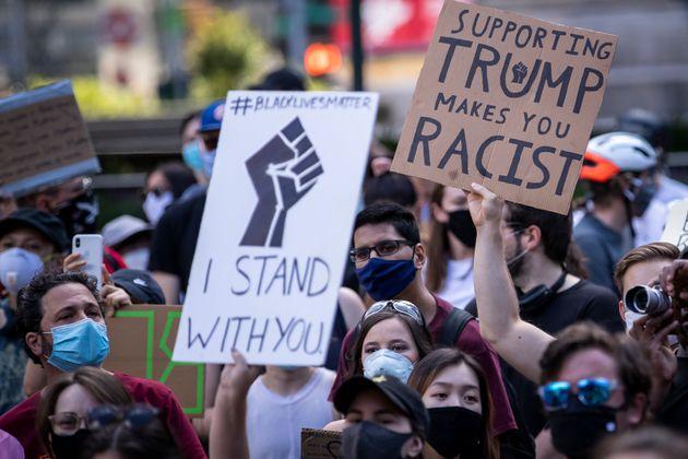 Black Lives Matter pourrait influencer la présidentielle américaine | Le  HuffPost