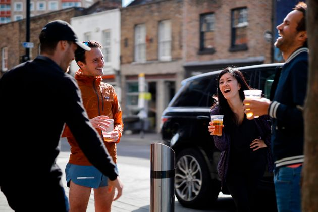Leaked Lockdown Rules Reveal What Your Pub And Restaurant Trips Might Look Like Next