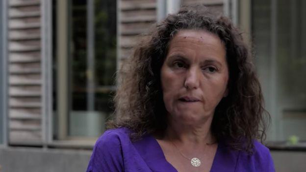 Lors de la manifestation des soignants, l'infirmière Farida C. a été violemment interpellée après avoir...