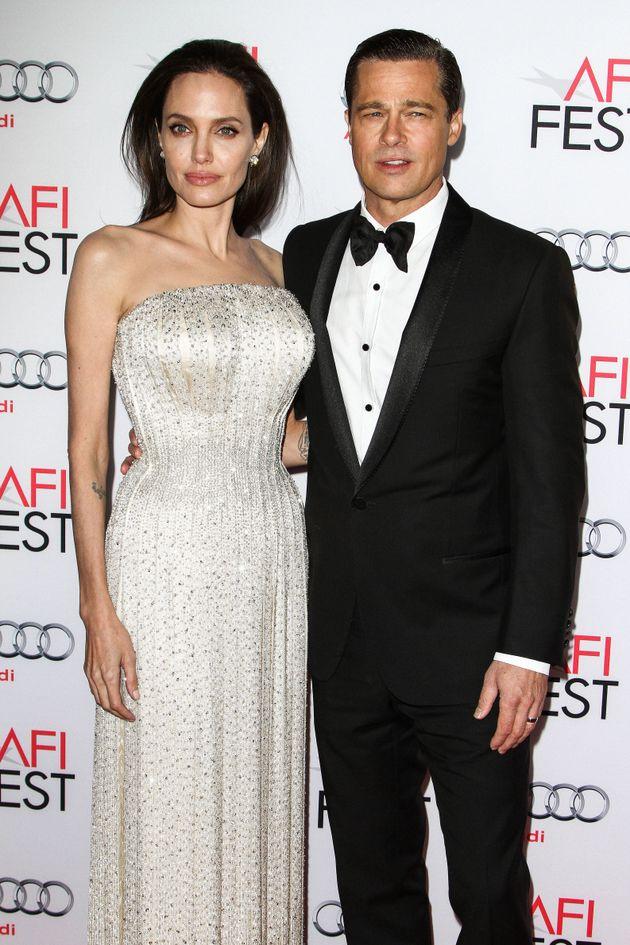 Angelina Jolie Says She Split From Brad Pitt For Her Family's 'Wellbeing'