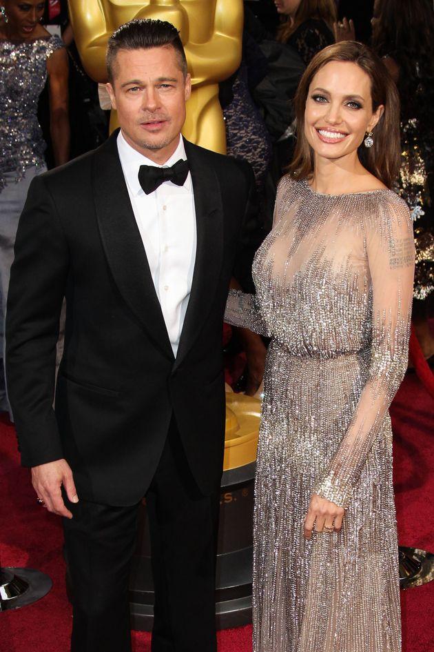 Angelina Jolie Says She Split From Brad Pitt For Her Family's