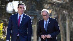 El Gobierno defiende retomar la mesa de diálogo en Cataluña porque