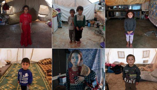 Παγκόσμια Ημέρα Προσφύγων - Εννέα παιδιά από την Συρία αναρωτιούνται: «Τι είναι