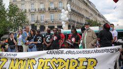 Παρίσι: Διαδηλωτές διαμαρτύρονται κατά του ρατσισμού και της αστυνομικής