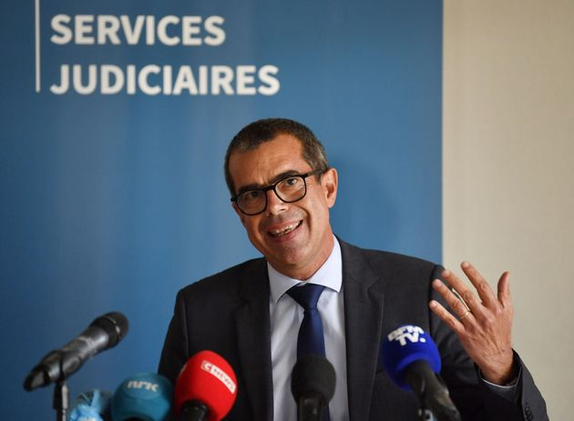 Le procureur de la République de Dijon, Eric Mathais, a annoncé la mise en examen de quatre...