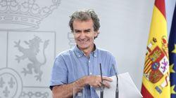 Fernando Simón, premiado por su trabajo contra el