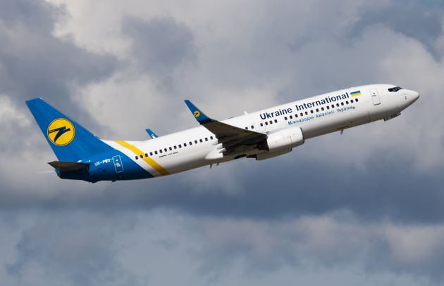 A Ukraine International Airlines plane carrying 500 puppies from Kyiv to Toronto arrived with 38 of the...