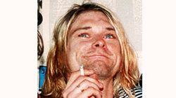 커트 코베인이 치던 기타가 경매 낙찰가 신기록을