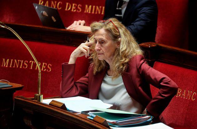 Nicole Belloubet ne veut pas que le doute puisse subsister sur l'attitude du pouvoir judiciaire dans...