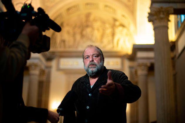 À la rentrée, Éric Dupond-Moretti tiendra une chronique radio matinale et quotidienne...