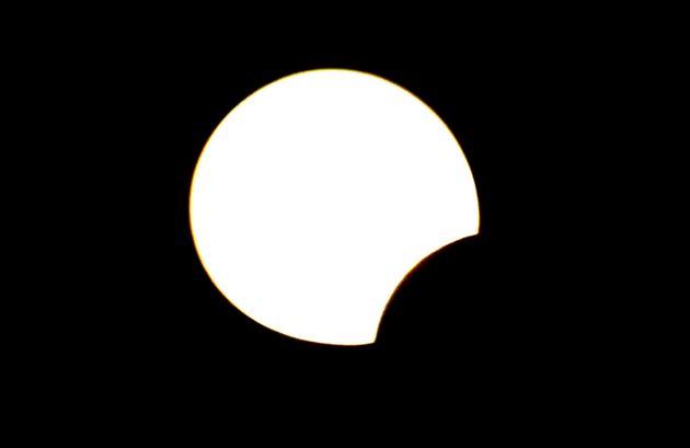 Εκλειψη Ηλίου στις