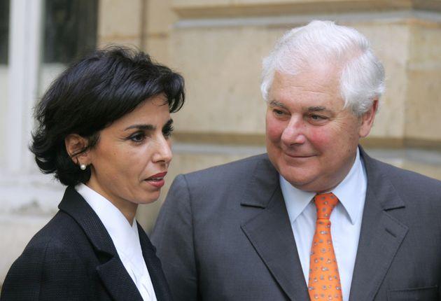 Pascal Clément, prédécesseur de Rachida Dati au ministère de la Justice, est