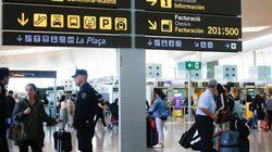 100 vuelos del espacio Schengen llegan a España este