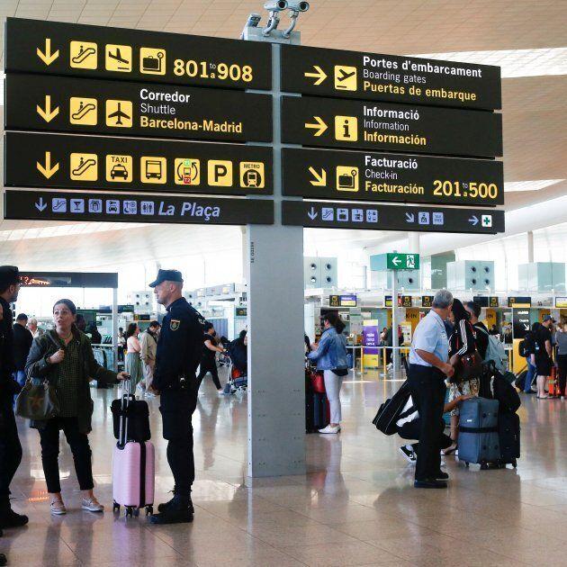 Aeropuerto de El Prat,