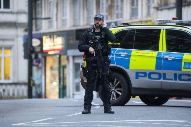 Policía en Gran