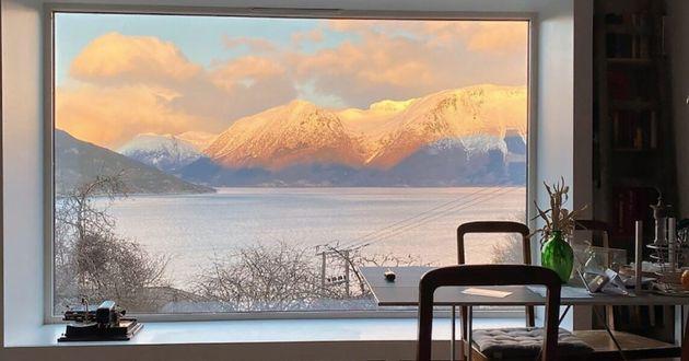 Kjell-Erik Ruudさんの投稿写真。View From My