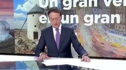 El mal rato que ha pasado Matías Prats en pleno directo: su cara lo dice