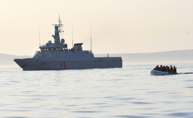 Naufragio di migranti al largo della Libia. Si temono molte
