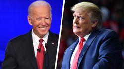 Pour la première fois, Biden lève plus de fonds que Trump avant la